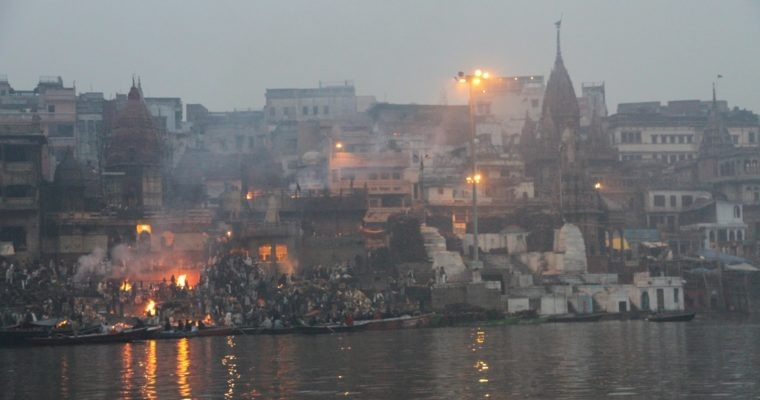 The Holy River of Ganges – Food Poisoning, Death, and Scams