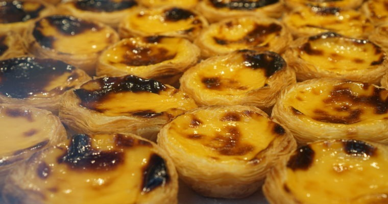 Sardines and Egg Custard Tarts - The Overlooked Cuisine of Portugal
