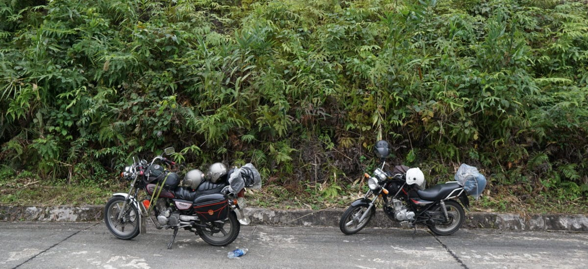 Part I: Asia, Motorbikes, and Us