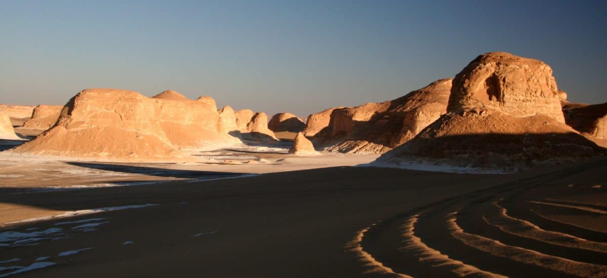 Egypt: Black Desert, White Desert, Best Desert