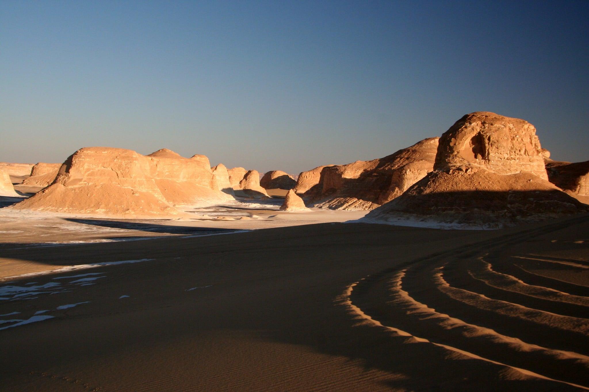 Egypt: Black Desert, White Desert, Best Desert