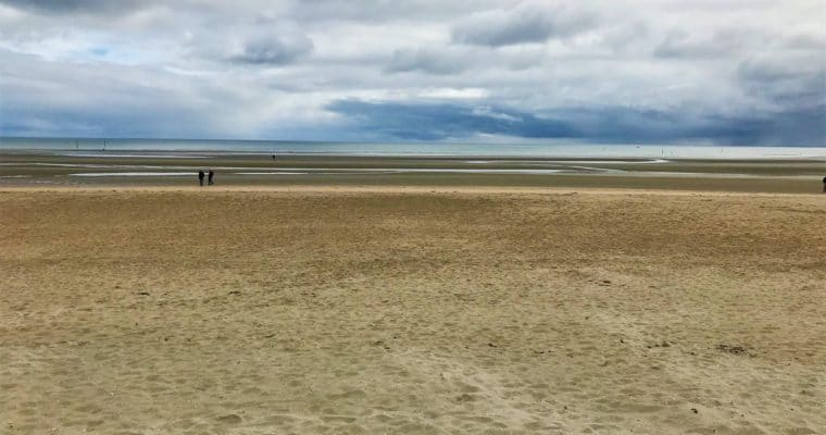 Normandy, France: Not Just Another Day at the Beach