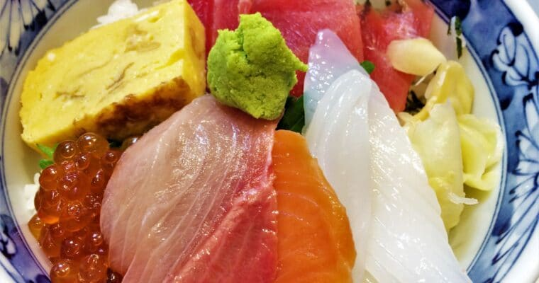There Is Always Room for More: Exploring Japanese Cuisine. Part II